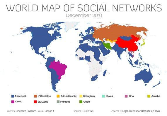 globonet gastbeitrag social networks worldwide